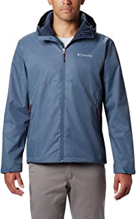Columbia Men's Rainie Falls Jacket, Waterproof