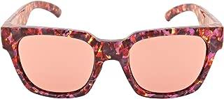 Smith Optics Comstock Flecked Mulberry Tortoise/Rose Gold 51/20/140 Unisex Sunglasses