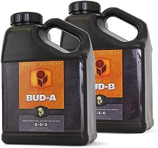 Heavy 16 Bud A + Bud B 23 Liter 6 Gallon hydroponics nutrients plant base
