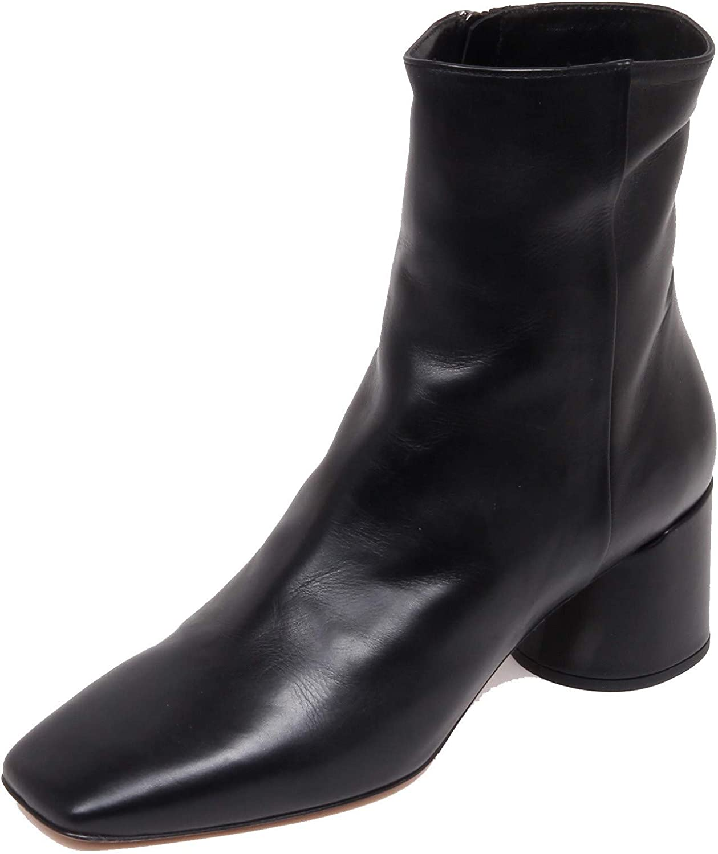 Sebastian F6252 Tronchetto damen schwarz schuhe Stiefel Stiefel schuhe Woman  niedrigstes gesamtes Netzwerk