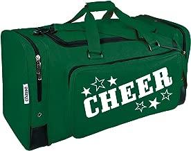 Chassé Girls' Champion Duffle Bag Dark Green