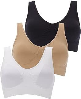New Seamless Sports Style Bra Crop Top Vest Comfort Stretch Bras Shapewear