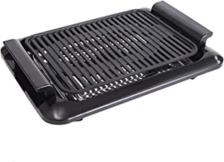 Smokeless Grill Electric Indoor, Non-Stick Griddle Bakeware, Electric Grill 1200w 5-level Temperature Control, Extra Large...