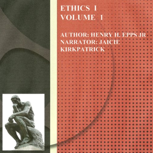 Ethics Vol I (Volume 1) audiobook cover art