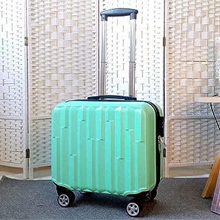 Kids Mini Boarding 18 Inch Small Suitcase Universal Wheel 17 Trolley Case Cute Travel Printing Password Box