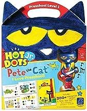 Educational Insights Hot Dots Jr. Pete The Cat I Love Preschool! Set