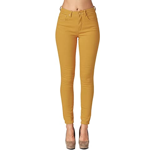 7945cd06d68 ICONICC Women s Butt Lifting Skinny Jeans Destroyed and Ripped Stretch Denim