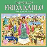 Laurence King Publishing The World of Frida Kahlo: A Jigsaw Puzzle