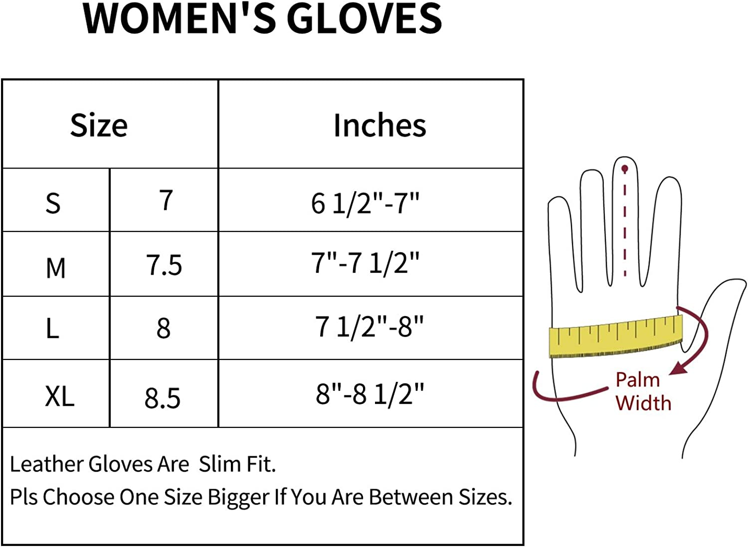 FIORETTO Womens Sexy Fingerless Leather Gloves Half Finger Driving Motorcycle Unlined Ladies Leather Gloves
