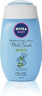 NIVEA, Baby, Lotion, Mild Touch, 200ml
