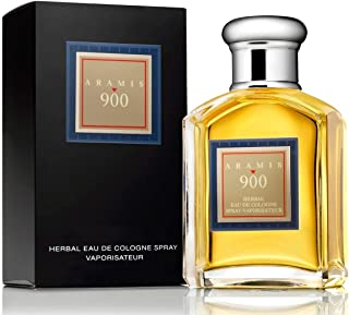 ARAMIS 900 Herbal Eau DE Cologne 100ML VAPORIZADOR Unisex Adulto Multicolor 100 ml
