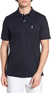 Psycho Bunny Mens Turnberry Classic Sport Polo