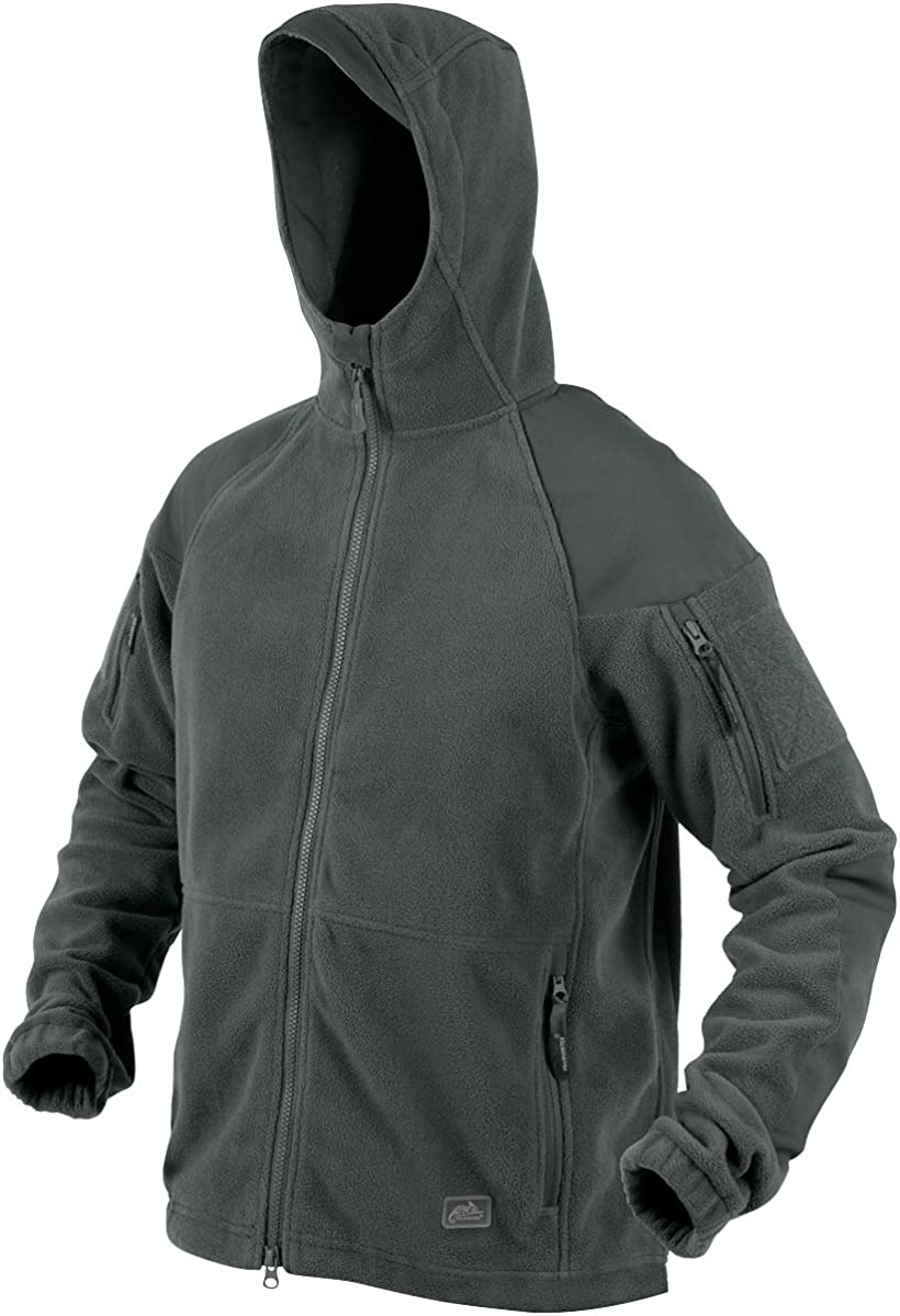 Helikon-Tex Men's Cumulus Heavy Fleece Jacket Shadow Gray