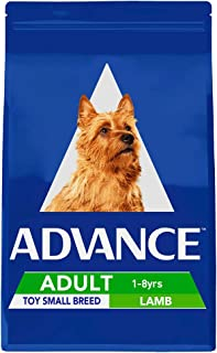 Advance Adult and Senior Small Breed Lamb&Rice 3kg Dog Dry Food