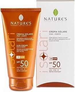 Bios Line Natures Isolari Crema Viso Corpo Spf50-150 ml