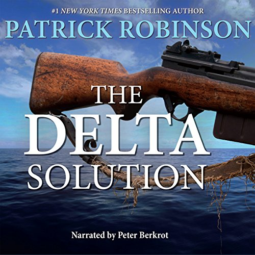 The Delta Solution  Audiolibri