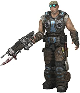 Gears Of War 3 Series 2 Damon Baird Action Figure