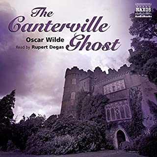 The Canterville Ghost                   Autor:                                                                                                                                 Oscar Wilde                               Sprecher:                                                                                                                                 Rupert Degas                      Spieldauer: 1 Std. und 17 Min.     3 Bewertungen     Gesamt 5,0