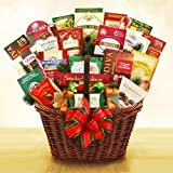Magic of Christmas Gift Basket   Makes a Great Holiday Gift for the Whole Family
