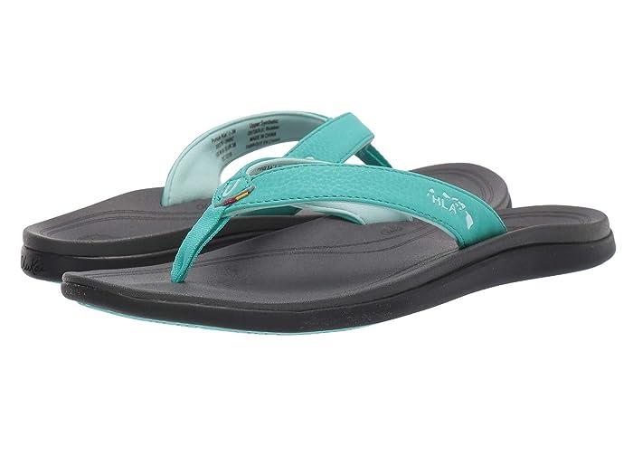Punua Kia'i  Shoes (Tropical Blue/Dark Shadow) Women's Sandals