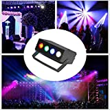 CITRA Mini Laser Projector Cum Par Light 4 LED RBGW Stage Lighting Laser