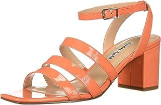 Charles David Women's Crispin Sandal, Coral, 7 M US