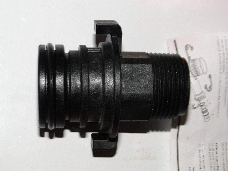 Wellmate CH20521 Pressure Tank 1.25