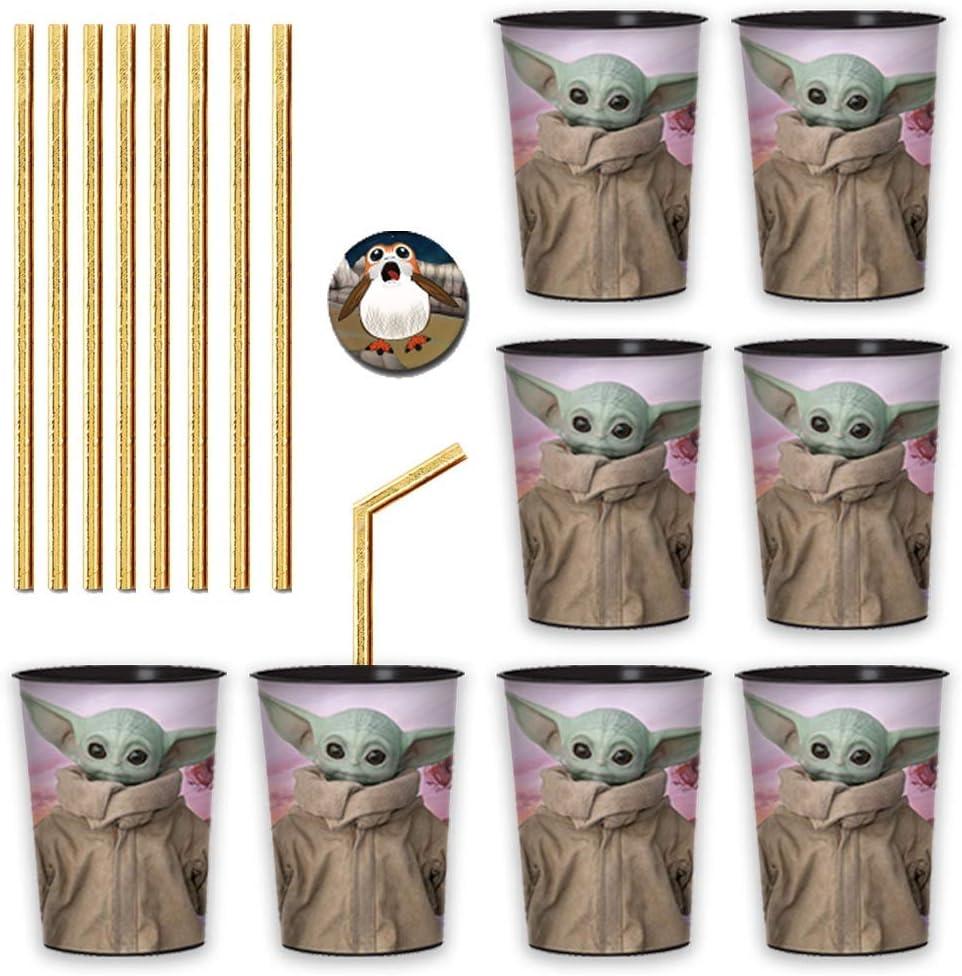 Star Wars Plastic Cups