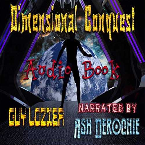 Dimensional Conquest audiobook cover art