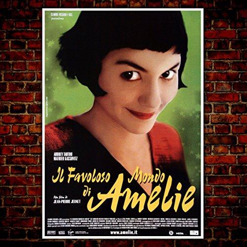 GoPoster Poster Cinema Il Favoloso Mondo di Amelie - Formato: 70x100 CM