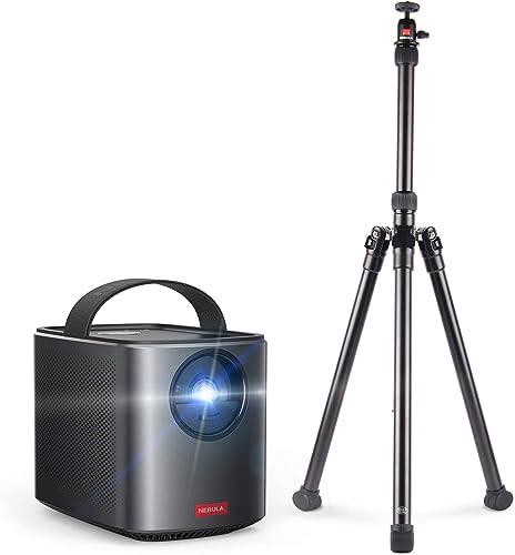 new arrival Nebula by Anker Mars outlet online sale II Pro sale 500 ANSI Lumen Portable Projector with Anker Nebula Mars 2 Universal Tripod 3 Feet Black – Tripods online sale