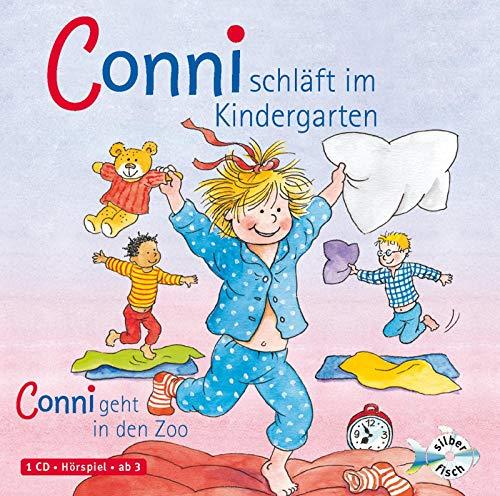 Conni schläft im Kindergarten / Conni geht in den Zoo (Meine Freundin Conni - ab 3 ): 1 CD