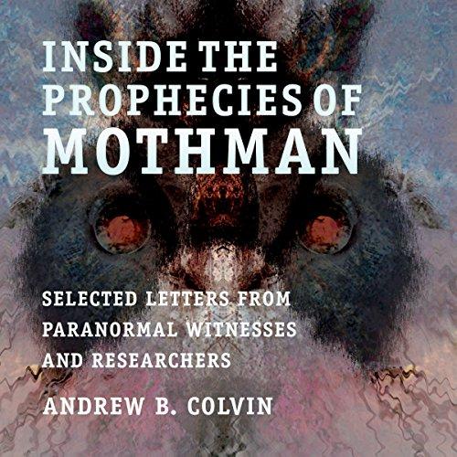 Inside the Prophecies of Mothman audiobook cover art