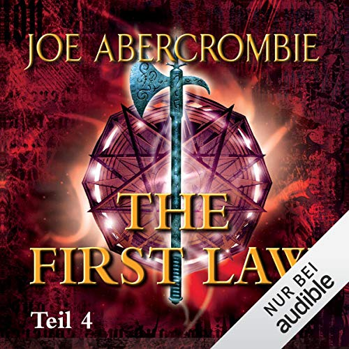 The First Law 4 audiobook cover art