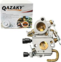 QAZAKY Carburetor Replacement for Stihl TS410 TS420 4238-120-0600 Concrete Cut off Saw Zama C1Q-S118 Carb