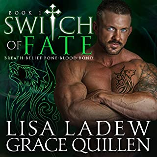 Switch of Fate, Book 1                   By:                                                                                                                                 Lisa Ladew,                                                                                        Grace Quillen                               Narrated by:                                                                                                                                 Will M. Watt                      Length: 8 hrs and 25 mins     4 ratings     Overall 4.3