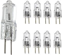 80 stuks / soldeer 24V halogeen G4 gloeilamp dimbare gloeilamp warm wit 20W 35W helder glas lamp voor kroonluchter Home Li...