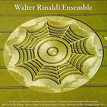 Pachelbel: Some Revisitations of Canon in D Major / Orchestral and Electronic Music by Walter Rinaldi / Beethoven: Fur Elise - Moonlight Sonata / Bach: Air On The G String / Albinoni: Adagio for Strings and Organ in G Minor - Vol. 2