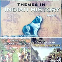 Themes in Indian history part 1, 2 & 3; history NCERT for class 12th ( get 3 piece Book mark FREE)