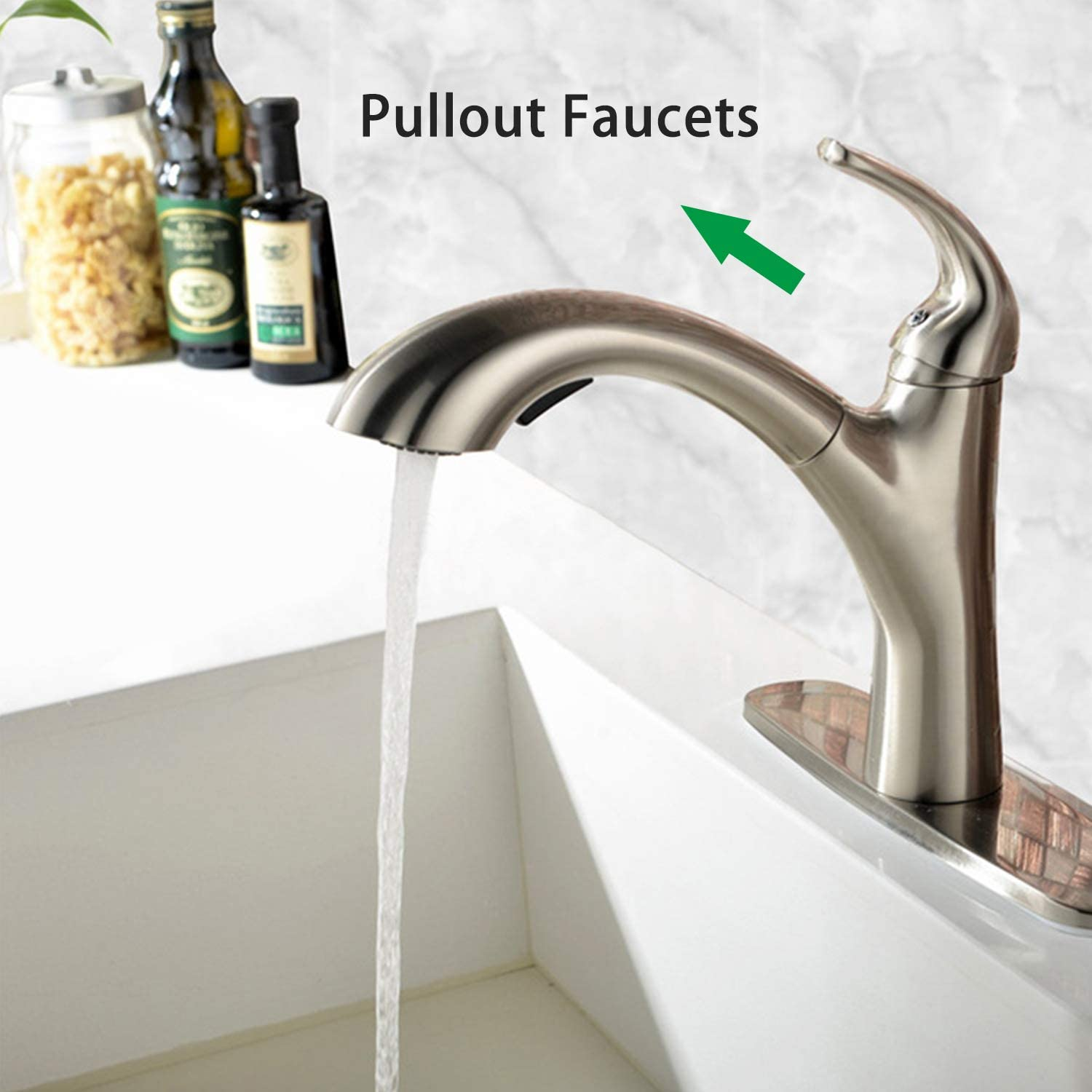 Buy Replacement Hose Kit For Moen Kitchen Faucets Pullout 159560 Online In Vietnam B07q265hc3