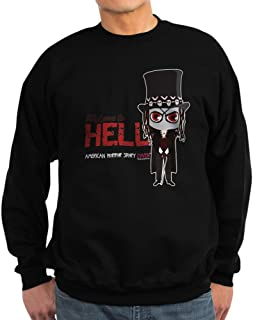 CafePress - American Horror Story Chibi Papa - Classic Crew Neck Sweatshirt