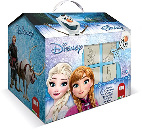 Disney Frozen - Cofre de Manualidades (Multiprint 9883)