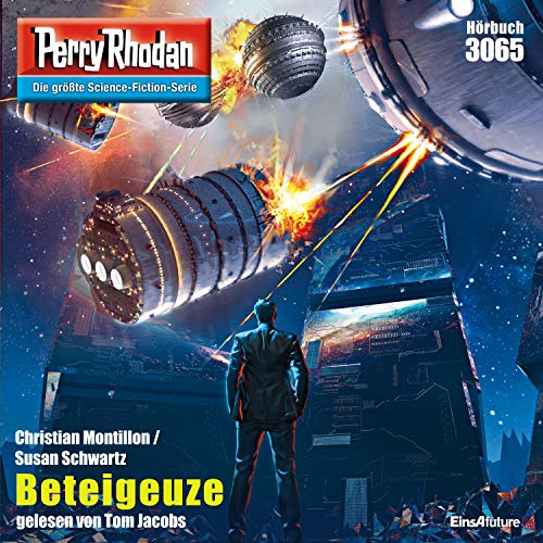 Beteigeuze cover art
