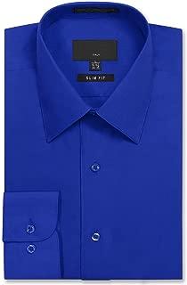 Men's Slim Fit Dress Shirts