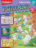 Easter Puzzles (Highlights™ Puzzlemania® Activity Books)