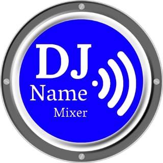 DJ Name Mixer