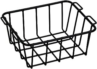 Meadowcraft Black 20 Qt Basket