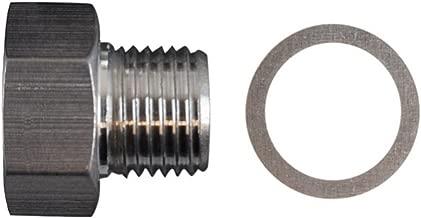 LS Oil Pressure Sensor Plug M16-1.5MM 5.3 6.0 LS1 Oil Pressure Adapter, OPSP16SS