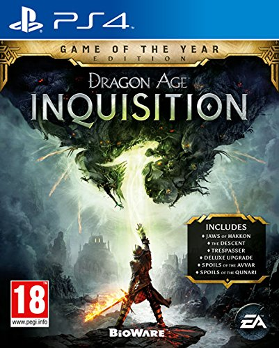 Dragon Age Inquisition: - Game of the Year (PS4)