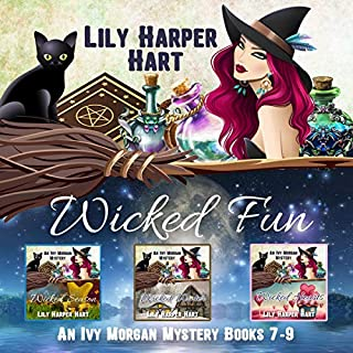 Wicked Fun: An Ivy Morgan Mystery cover art